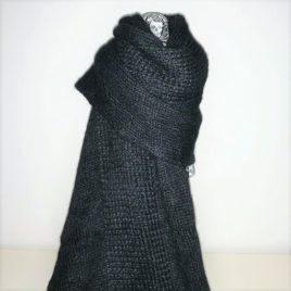 Etole alpaga noire