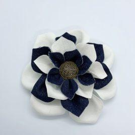 Barrette fleur 1