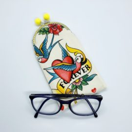 Les étuis à lunettes